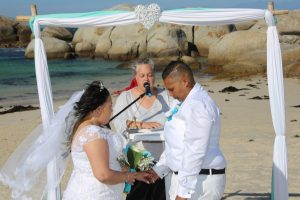 Tie the Knot, Cape Town, Beach Wedding