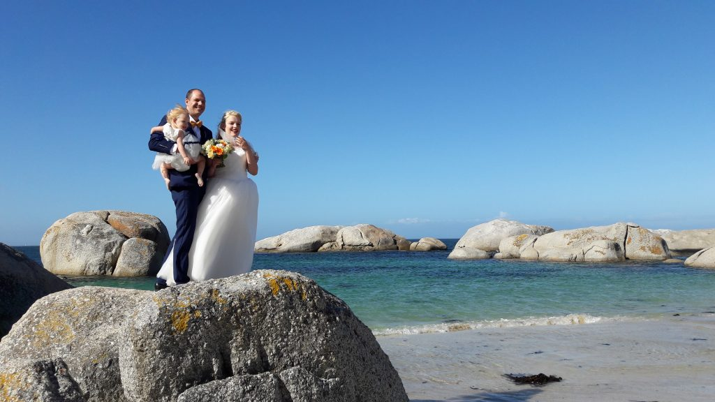 The perfect family wedding, Tie the Knot, Cape Town