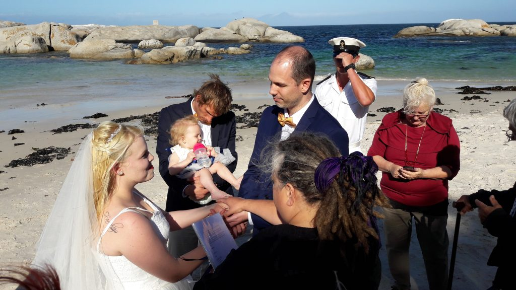 Tie the Knot, Cape Town, Gareth and Ariell