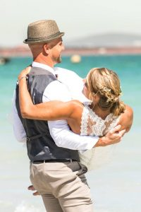 Elopement wedding, Beach Wedding, Destination wedding